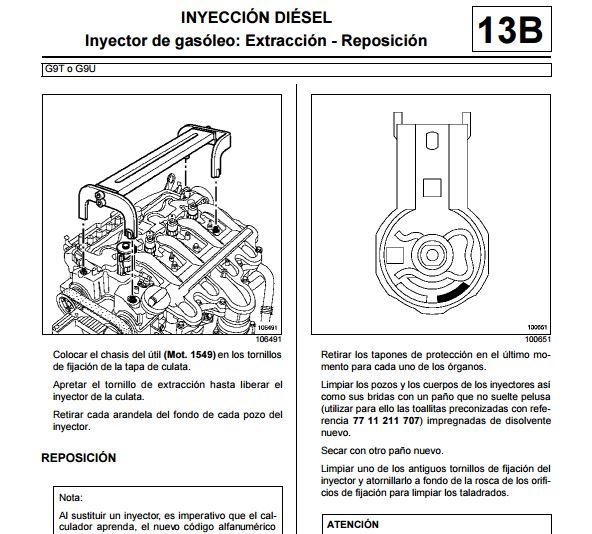 Descargar Manual De Taller Renault Master    Zofti