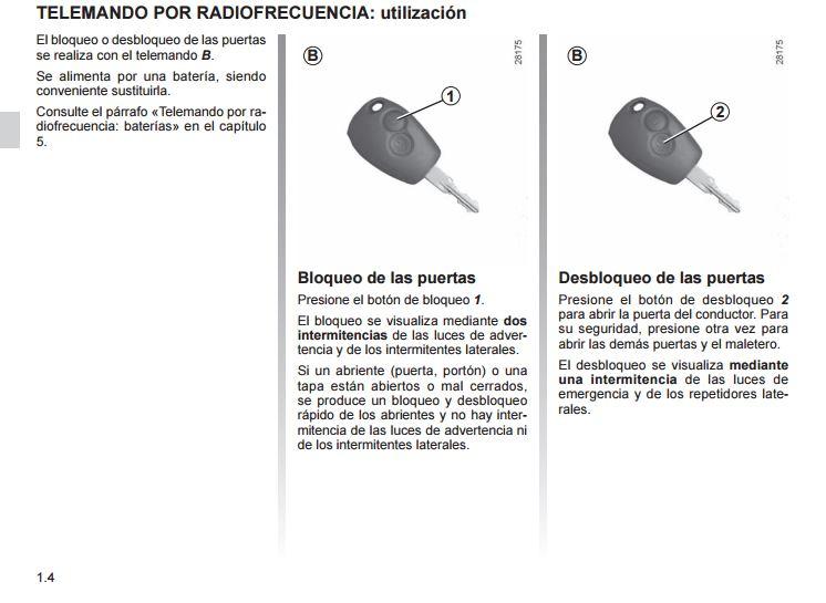 Descargar Manual Renault Duster