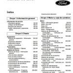 manual ford mondeo pdf español gratis