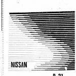 manual nissan d21