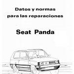 manual de taller seat panda