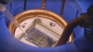 ordenador a base de agua