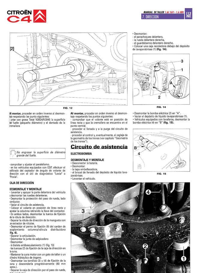Descargar Manual De Taller Citroen C4    Zofti