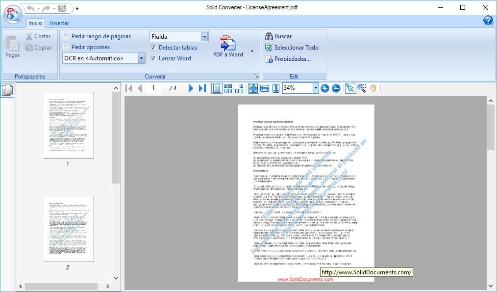 convertir de pdf a word descargar