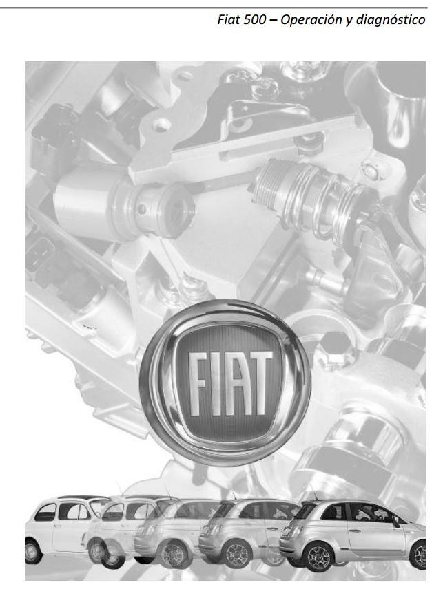 Descargar Manual De Taller Fiat 500