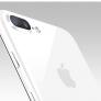 iphone 7 en color blanco brillante