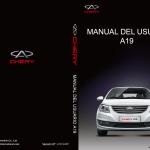 manual de usuario chery arrizo