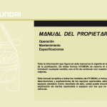 manual de usuario hyundai veloster