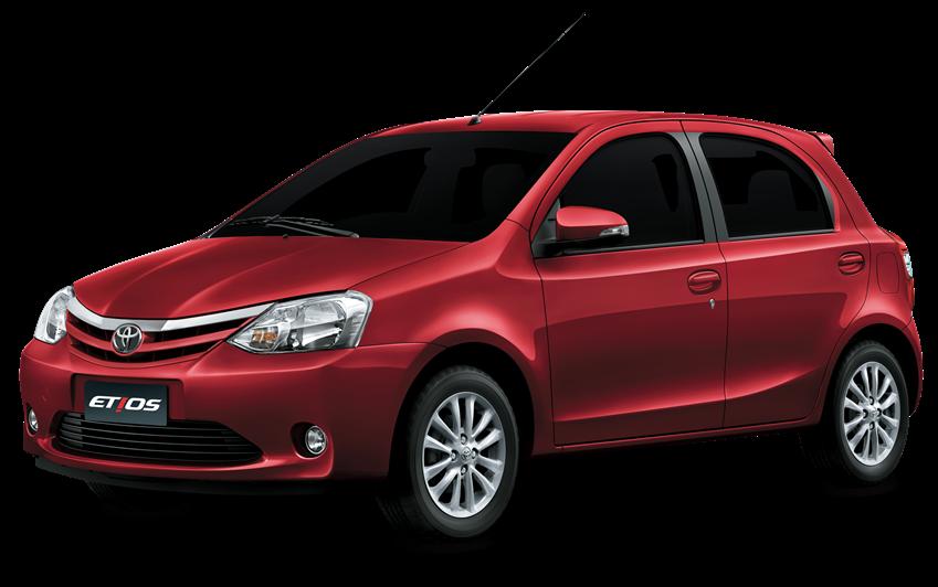 Toyota Etios entre los más vendidos de Argentina