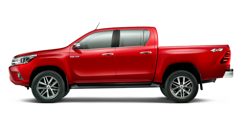 Toyota Hilux, dentro de los autos más vendidos de argentina