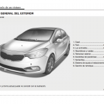manual de usuario kia forte
