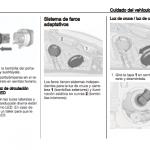 Guía de uso opel meriva