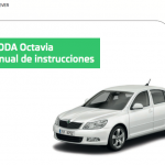 manual de usuario skoda octavia