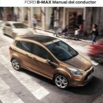 Guía de uso Ford B-Max