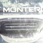 manual de uso mitsubishi