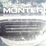 manual de uso mitsubishi