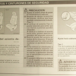 mitsubishi Montero manual