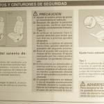 mitsubishi Montero manual