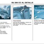 manual de usuario y guía del propietario peugeot 206 cc