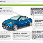 manual de usuario y servicio peugeot 207