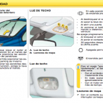 Manual de uso y conducción peugeot 207
