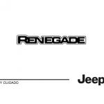 Manual de uso y conducción Jeep