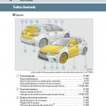 Manual de uso y mantenimiento Lexus Ct-200