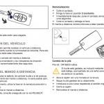 manual de uso y mantenimiento Peugeot