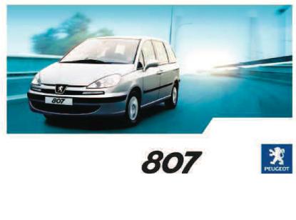 descargar manual peugeot 807 zofti descargas gratis rh zofti com Peugeot 607 Peugeot 707