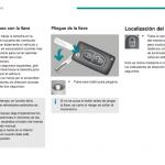 Manual de usuario Peugeot