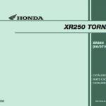 manual de reparación tornado