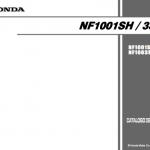 Manuales de taller Honda Wave