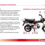 manual de usuario Zanella