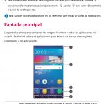 Manual de uso Huawei