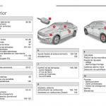 manual de uso y conducción Citroen C-Elysée