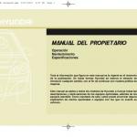 manual de usuario hyundai ix20