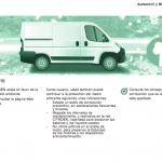 manual de usuario y conducción Citroen Jumper