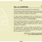 manual de usuario kia Venga