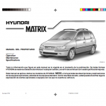 manuales de usuario de Hyundai