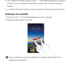 Manuales de celulares Huawei
