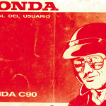 manuales de usuario Honda