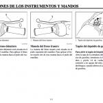 Manual de uso y conducción Yamaha