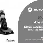 manual teléfono motorola