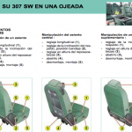 Manual de conducción Peugeot 307sw