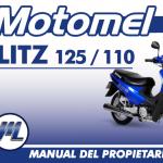 guía del propietario Motomel Blitz