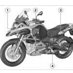Manuales de instrucciones motos