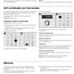 manuales microondas