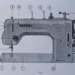 manuales de máquinas de coser
