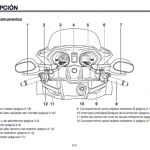 Manual de uso Yamaha xmax