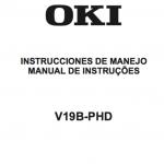 manuales de OKI